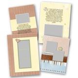 Baby II 5x7 Portrait Folded Card Templates
