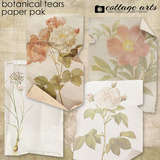 Botanical Tears Paper Pak