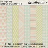 Everyday 14 Paper Pak
