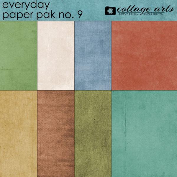 Everyday 9 Paper Pak