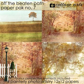 Off The Beaten Path 7 Paper Pak