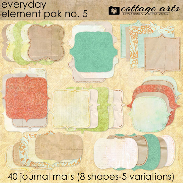 Everyday Element Pak 5 - Mats