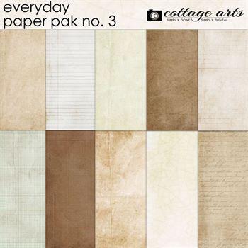 Everyday 3 Paper Pak