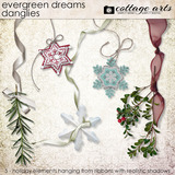 Evergreen Dreams Danglies