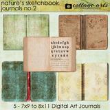 Nature's Sketchbook - Journals 2