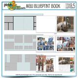 Mali Blueprint Book 11x8.5