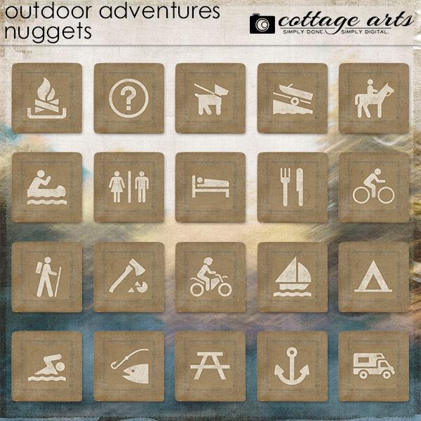 Outdoor Adventures Nuggets