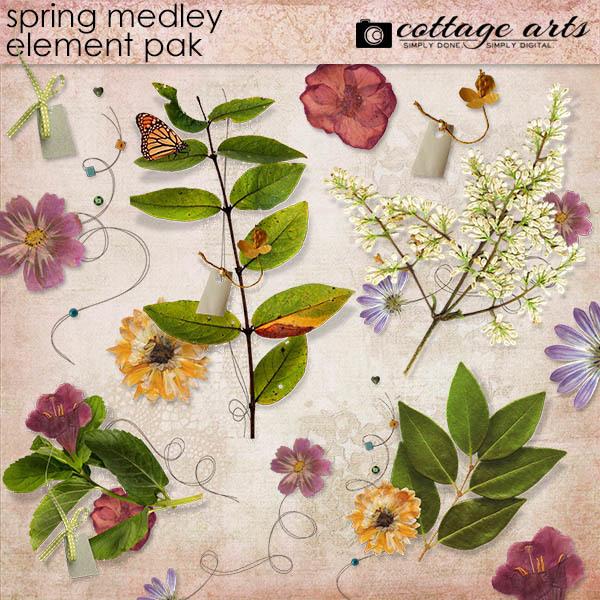 Spring Medley Element Pak