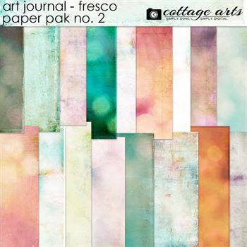 Art Journal - Fresco 2 Paper Pak