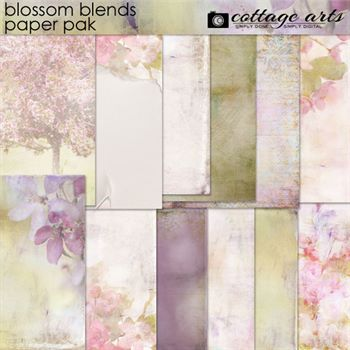 Blossom Blends Paper Pak