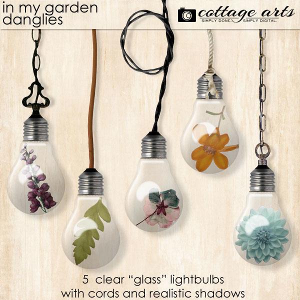 In My Garden Danglies