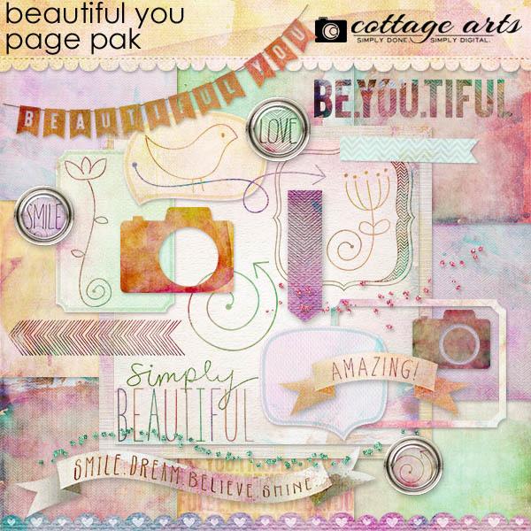 Beautiful You Page Pak