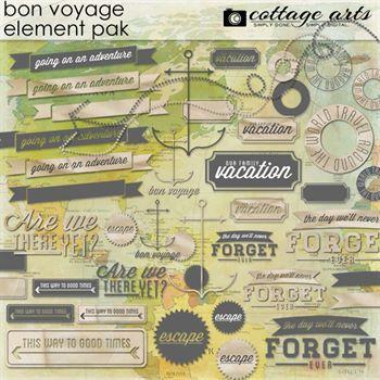 Bon Voyage Element Pak