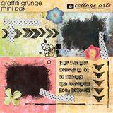 Graffiti Grunge Mini Pak