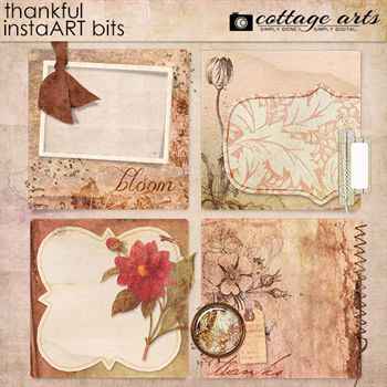 Thankful Instaart Bits