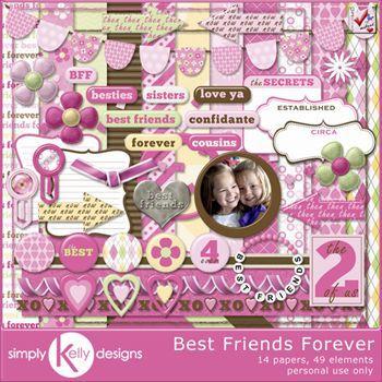 Best Friends Forever Kit