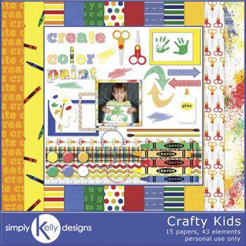 Crafty Kids Kit