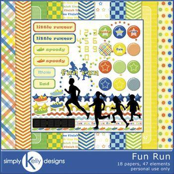 Fun Run Kit