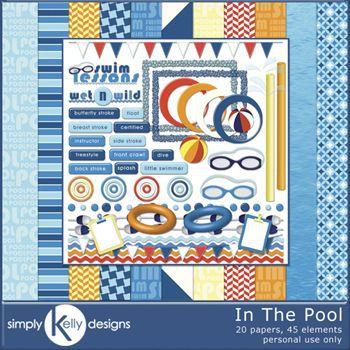 In The Pool Kit