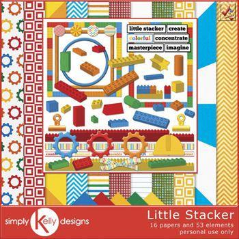 Little Stacker Kit