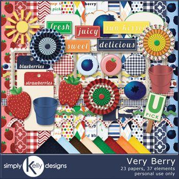 Very Berry Kit
