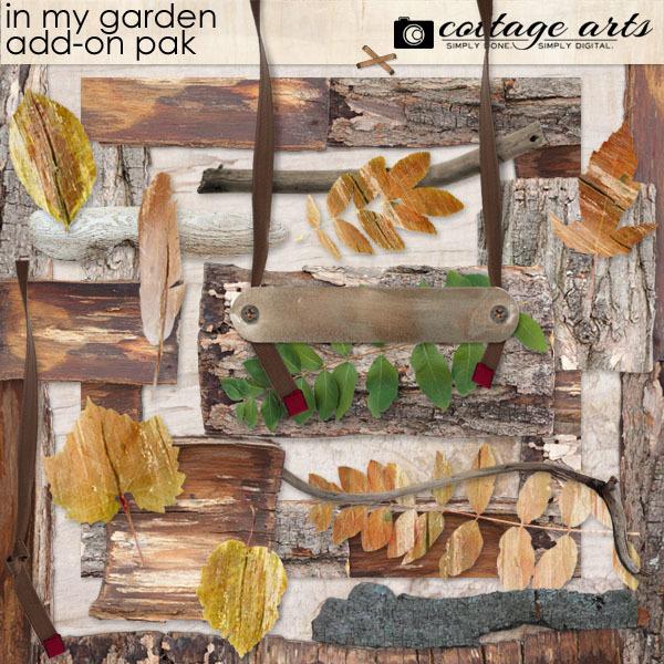 In My Garden Add-on Pak