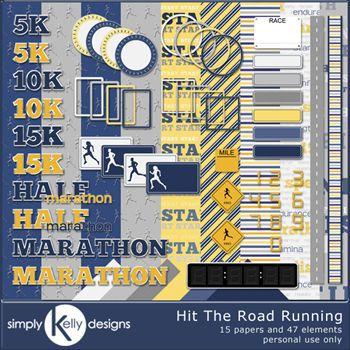 Hit The Road Running Kit