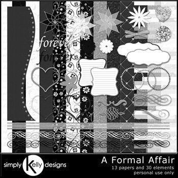 A Formal Affair Kit