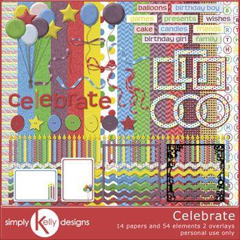 Celebrate Kit