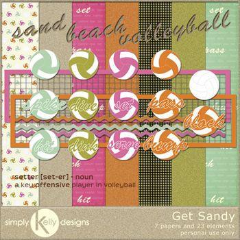 Get Sandy Kit