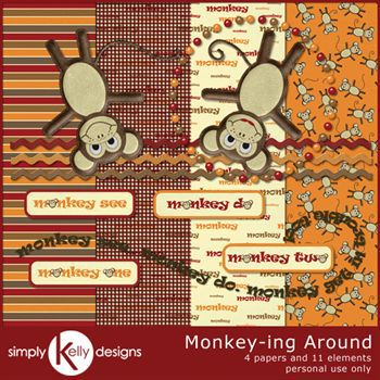 Monkeying Around Kit