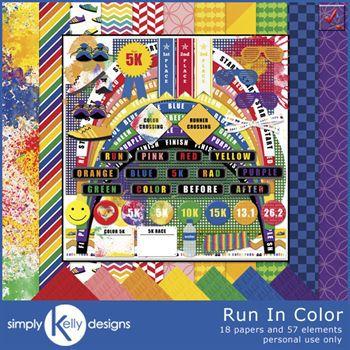 Run In Color