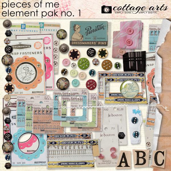 Pieces Of Me Element Pak
