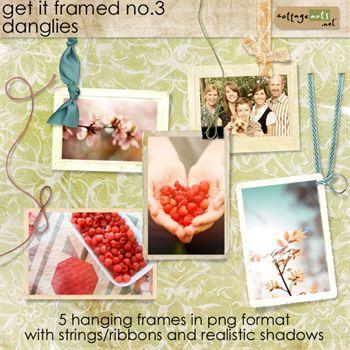 Get It Framed 3 Danglies