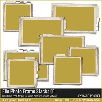 File Photo Frame Stacks 01