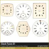 Clock Faces 01