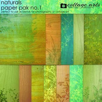 Naturals 1 Paper Pak