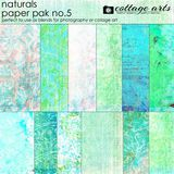 Naturals 5 Paper Pak