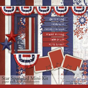 Star Spangled Mini Kit