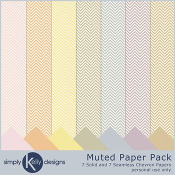 Muted Paper Pack