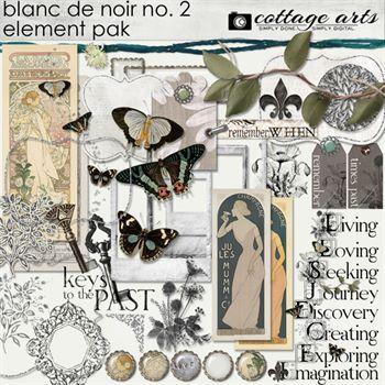Blanc De Noir 2 Element Pak