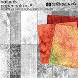 Naturals 9 Paper Pak