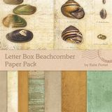Letter Box Beachcomber Paper Pack