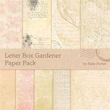 Letter Box Gardener Paper Pack