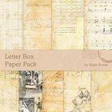 Letter Box Paper Pack