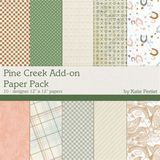 Pine Creek Add-on Paper Pack