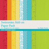 Swimmies Add-on Paper Pack