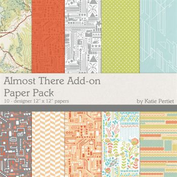 Almost There Add-on Paper Pack