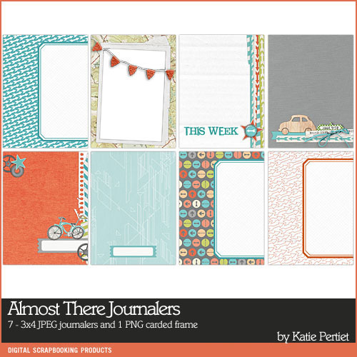 Almost There Journal Cards