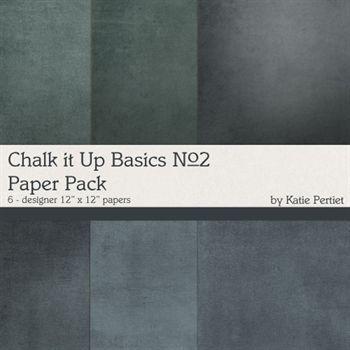 Chalk It Up Basics Paper Pack No.2